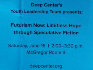 Deep Allied Media Conference Flier