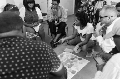 Deep Center and Transformative Community Conferencing