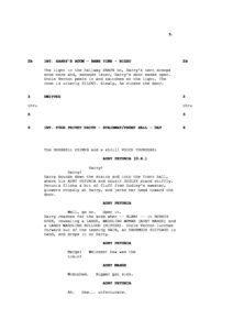 Potter script pdf harry